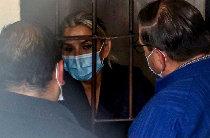 Desde celdas policiales: Añez pide a UE y OEA enviar misiones para evaluar aprehensiones - marzo 14, 2021 8:07 am - NOTIGUARO - Bolivia