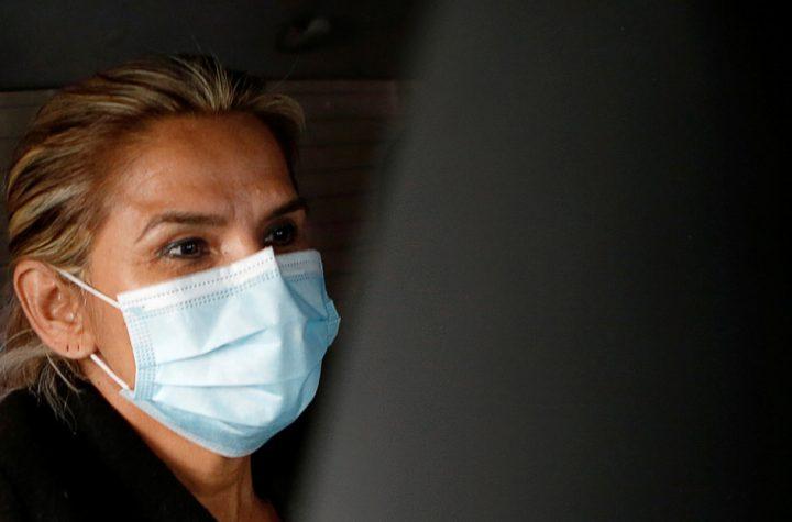 """Jeanine Áñez pidió que la trasladen a un hospital de La Paz por una """"descompensación - marzo 17, 2021 11:04 pm - NOTIGUARO - Bolivia"""