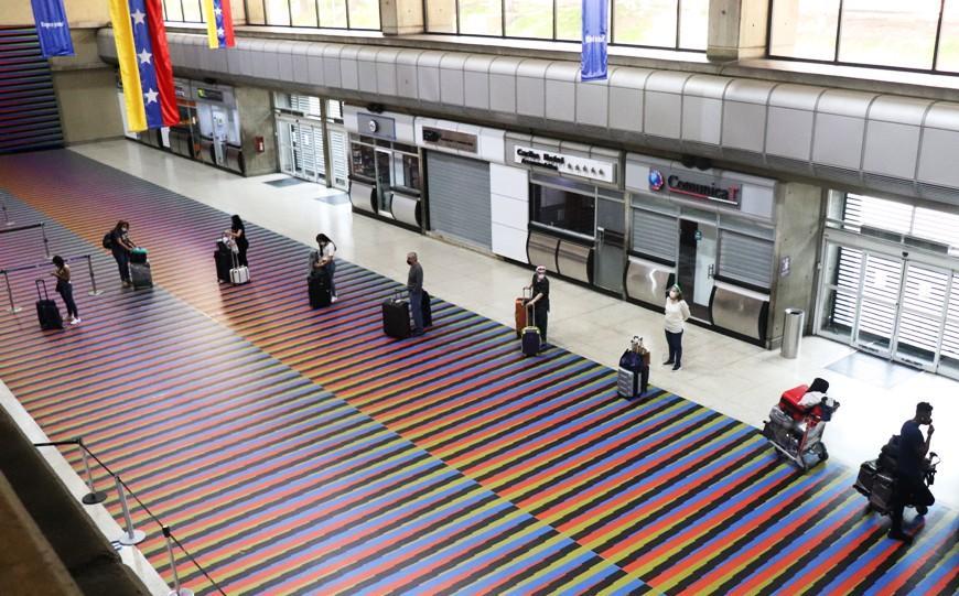 Aeropuerto Internacional de Maiquetía aceptará pagos en criptomonedas - octubre 12, 2021 4:57 pm - NOTIGUARO - Nacionales