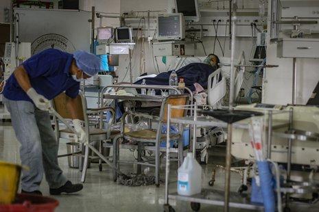 Lo que no reflejan las cifras oficiales del Covid-19 en Venezuela: Contagiados se quedan en casa y no van a hospitales - marzo 16, 2021 9:00 am - NOTIGUARO - Contagiados