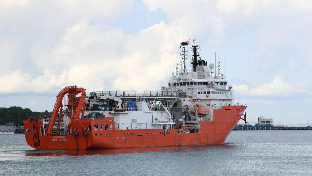 """""""El Nanggala se hundió"""": Encuentran restos del submarino de Indonesia desaparecido con 53 personas a bordo - abril 24, 2021 8:00 am - NOTIGUARO - Internacionales"""