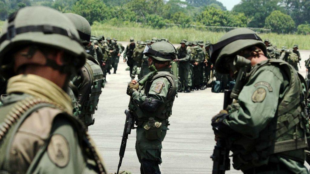Apure: Nueva emboscada dejó saldo de ocho soldados venezolanos heridos y cuatro fallecidos - abril 26, 2021 12:03 am - NOTIGUARO - Nacionales