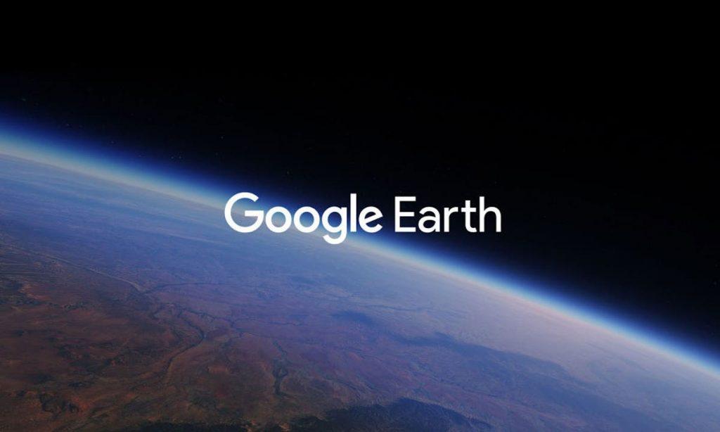 Google Earth añade una capa temporal para observar la evolución de la Tierra - abril 16, 2021 11:55 am - NOTIGUARO - TecnoDigital