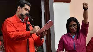 Maduro no participará en Cumbre Iberoamericana y mandó a Delcy Rodríguez - abril 21, 2021 8:05 am - NOTIGUARO - Nacionales