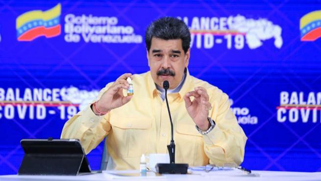 """Maduro estima que """"la economía del país puede abrirse en octubre"""" - junio 10, 2021 8:04 am - NOTIGUARO - Economia"""