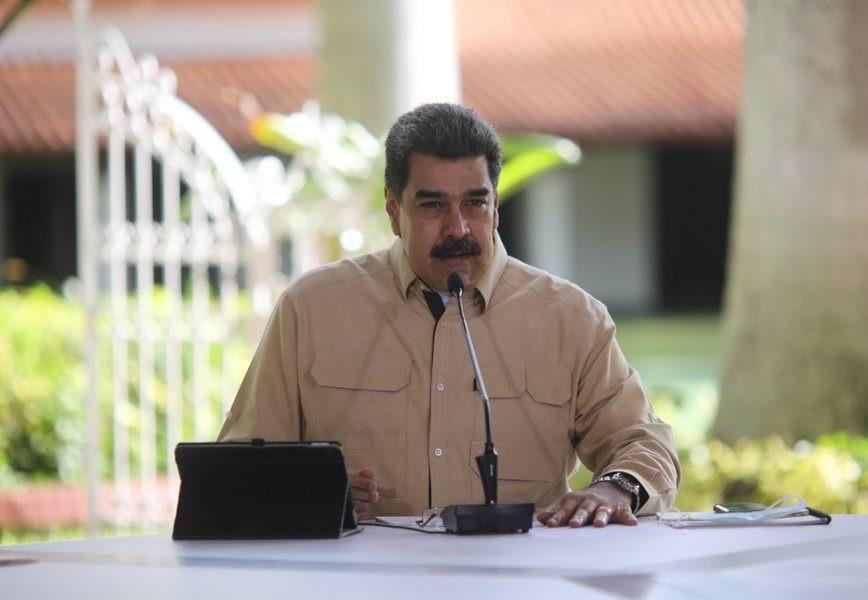 Maduro anunció elección interna de candidatos oficialistas a comicios regionales del #21Nov - mayo 25, 2021 9:30 am - NOTIGUARO - Nacionales