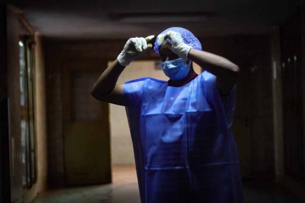 ¡En aumento! 522 profesionales del sector salud han fallecido por COVID-19 en el país - abril 30, 2021 11:42 pm - NOTIGUARO - Nacionales