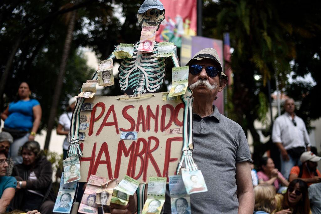 Estudio afirma que 90,7% de los venezolanos sufren inseguridad alimentaria - abril 22, 2021 11:17 pm - NOTIGUARO - Economia