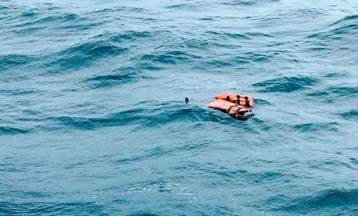 Al menos 15 personas siguen desaparecidas tras naufragio cuando trataban de huir de Venezuela a Trinidad y Tobago - abril 25, 2021 11:06 pm - NOTIGUARO - Nacionales