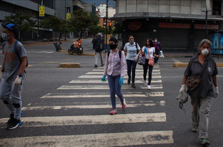 Venezuela registró 1.287 nuevos casos de Covid-19, elevando la cifra a 183.190 contagios - abril 19, 2021 8:06 am - NOTIGUARO - Cifras de contagiados