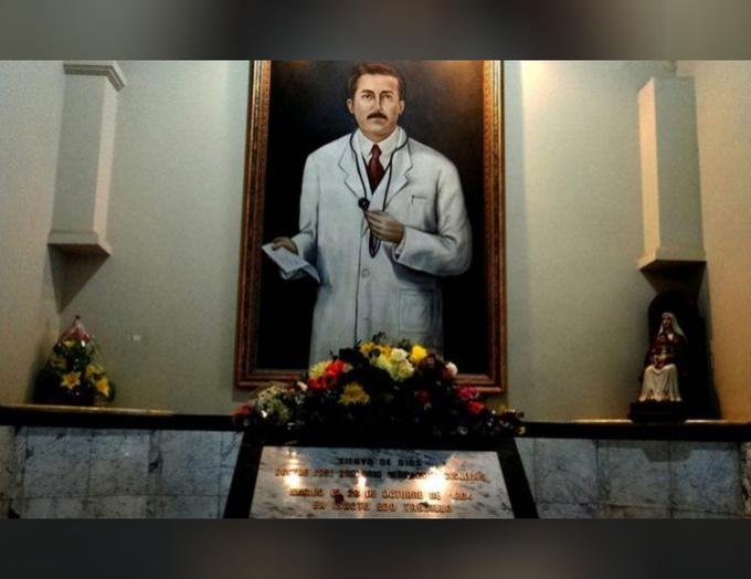Venezuela inicia la cuenta regresiva para la beatificación del Dr. José Gregorio Hernández - abril 26, 2021 11:14 pm - NOTIGUARO - Nacionales