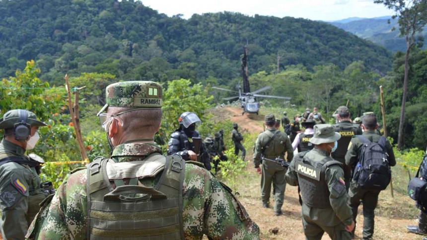 En Apure: Denuncia que al menos 12 militares murieron en nuevo ataque de las FARC - abril 26, 2021 11:39 pm - NOTIGUARO - Nacionales