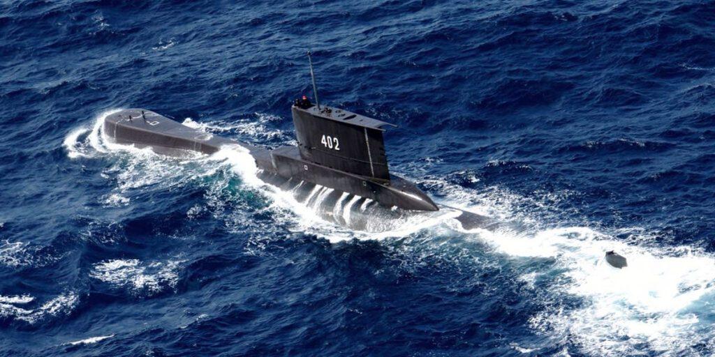 Indonesia apura las últimas horas de búsqueda del submarino desaparecido - abril 24, 2021 5:48 am - NOTIGUARO - Internacionales