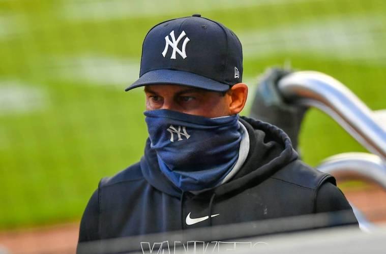 ¡Uff! Fanáticos de los Yankees piden el despido de AAron Boone - abril 22, 2021 11:00 am - NOTIGUARO - Deporte