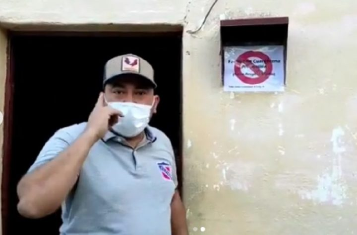 En Yaracuy: Alcalde que marcó las casas de los contagiados dio positivo para COVID-19 - abril 24, 2021 9:30 am - NOTIGUARO - Contagiados