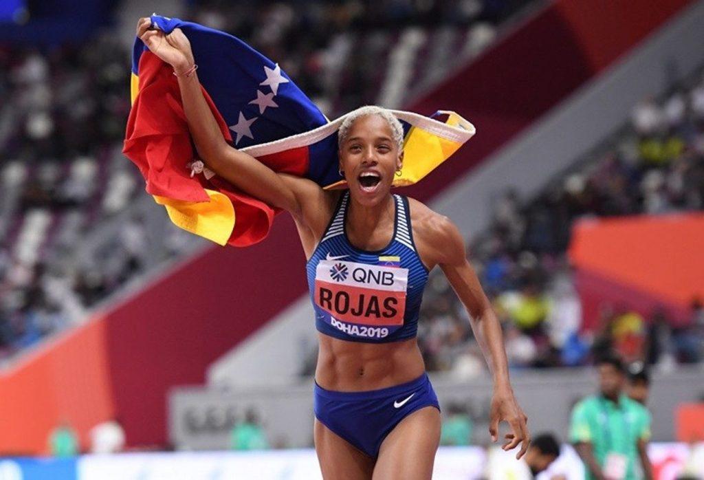 Yulimar Rojas desmintió al líder de la Plancha Única de la Federación Venezolana de Atletismo - abril 30, 2021 11:20 am - NOTIGUARO - Deporte