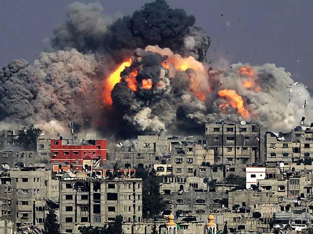 Al menos 20 palestinos muertos tras bombardeos israelíes sobre la Franja de Gaza - mayo 11, 2021 1:11 am - NOTIGUARO - Internacionales