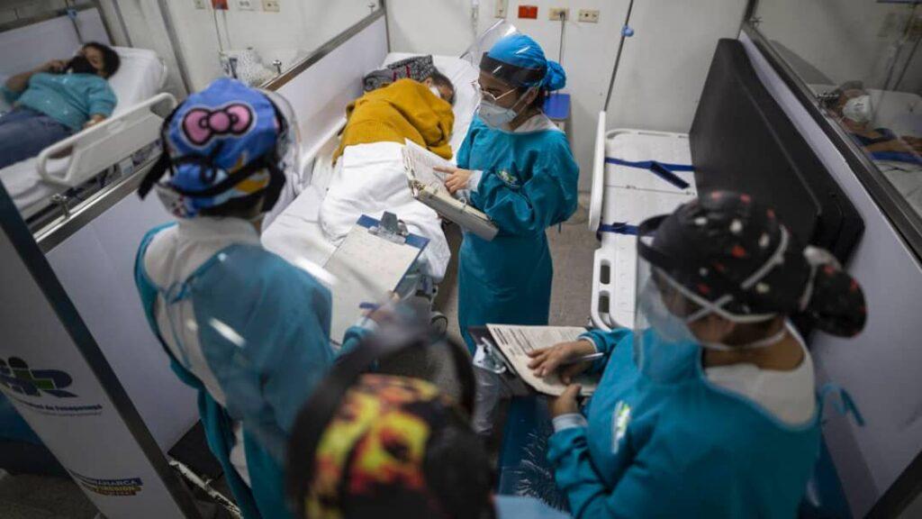 Colombia marcó nuevo récord diario en muertes por COVID-19 - mayo 29, 2021 11:44 pm - NOTIGUARO - Internacionales