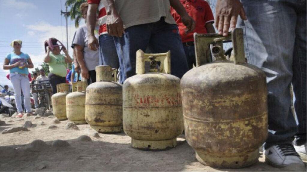Denuncian déficit de 60% en la producción de gas doméstico en el país - mayo 25, 2021 10:30 pm - NOTIGUARO - Economia
