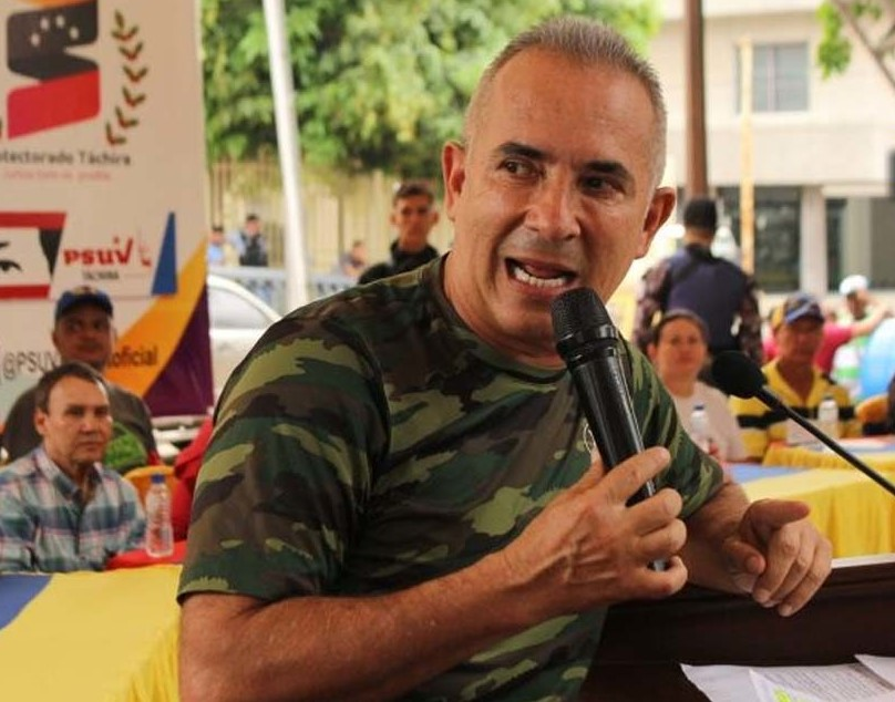 """Freddy Bernal: """"Doy 15 días a los comerciantes para que saquen de sus anaqueles el café colombiano"""" - mayo 23, 2021 12:09 pm - NOTIGUARO - Nacionales"""