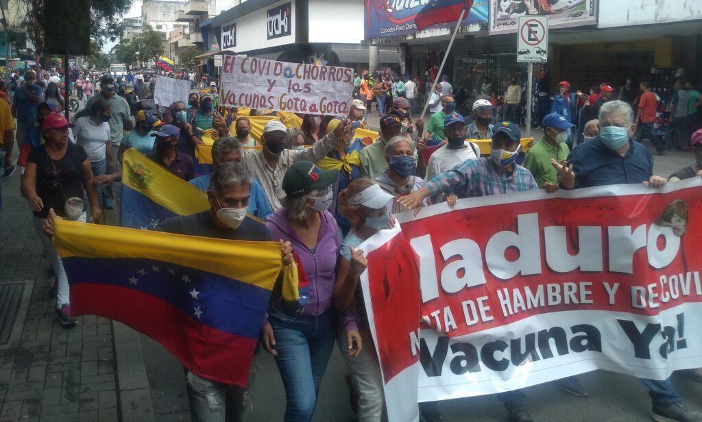 """Alfredo Ramos: Elecciones sin garantías """"es como ir a un matadero, directo a la fosa común de Maduro"""" - mayo 31, 2021 10:30 am - NOTIGUARO - Locales"""