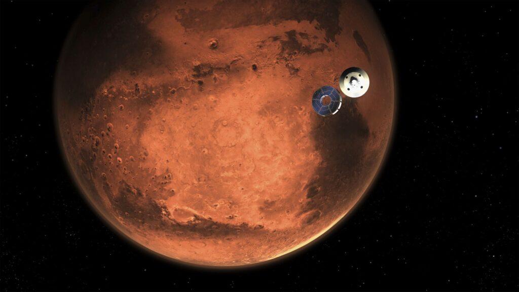 ¡HISTÓRICO! China llega por primera vez a Marte - mayo 15, 2021 12:19 am - NOTIGUARO - TecnoDigital