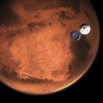 ¡HISTÓRICO! China llega por primera vez a Marte