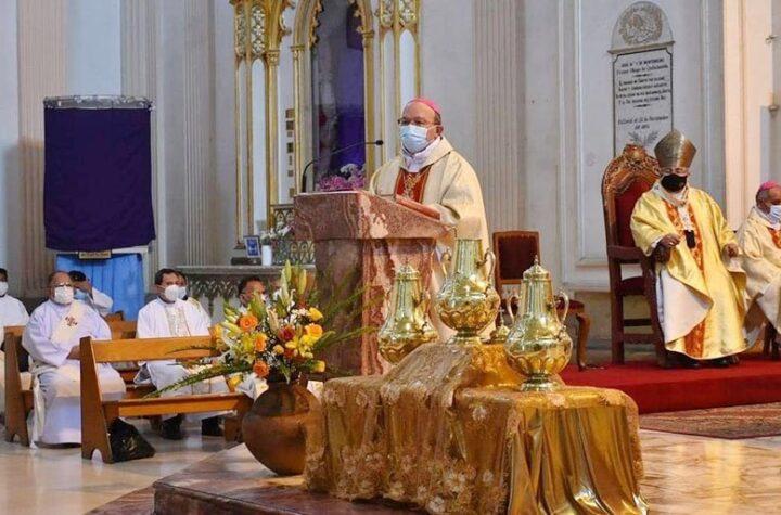 Lara: Mons. Carlos Curiel asume este sábado #22May como nuevo Obispo de la Diócesis de Carora - mayo 21, 2021 10:32 pm - NOTIGUARO - Municipio Torres