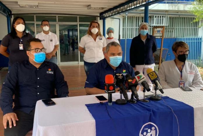 En Lara: Continúa la segunda fase de vacunación de adultos mayores y personal médico - mayo 31, 2021 11:05 am - NOTIGUARO - Locales