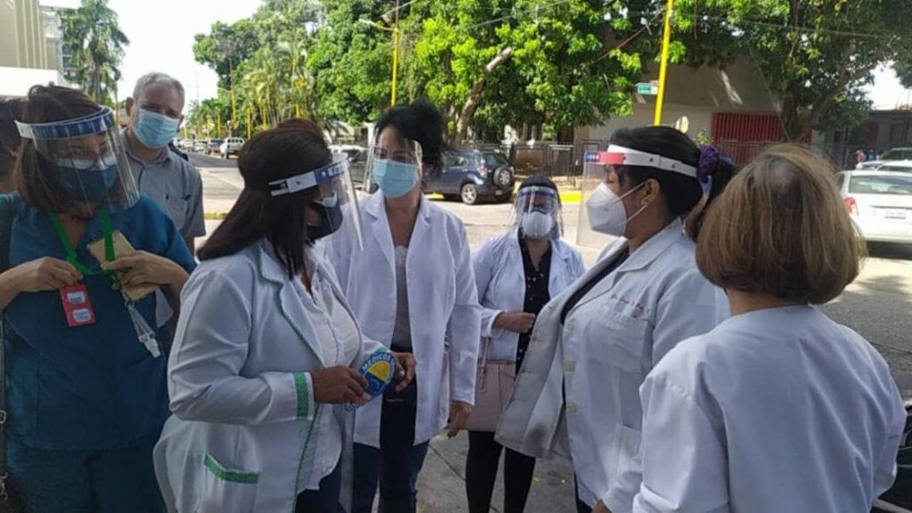 Carabobo: Personal médico denuncia que son rechazados en jornadas de vacunación contra el Covid - mayo 31, 2021 9:30 pm - NOTIGUARO - Nacionales