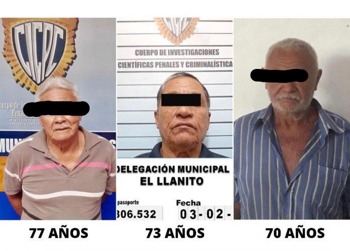 En Táchira, Miranda y Portuguesa: Detienen a 3 septuagenarios señalados, presuntamente de violar a menores de edad - mayo 22, 2021 10:56 pm - NOTIGUARO - Nacionales