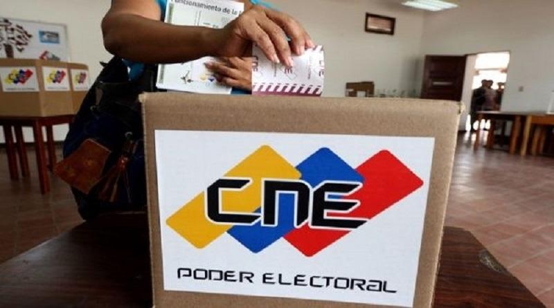 CNE instaló Comité Logístico Nacional rumbo a las elecciones del #21Nov - mayo 24, 2021 9:13 pm - NOTIGUARO - Nacionales