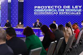 Zonas Económicas Especiales tendrán estímulos fiscales, aduaneros y régimen cambiario propio - mayo 26, 2021 10:49 pm - NOTIGUARO - Economia