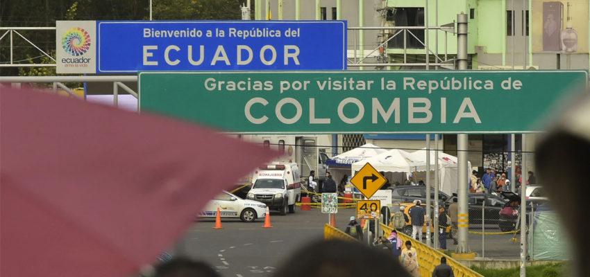 Ecuador ratifica que mantendrá cerrada su frontera con Colombia - mayo 22, 2021 10:15 am - NOTIGUARO - Internacionales