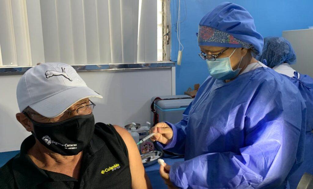 En Lara: Inició jornada masiva de vacunación anti Covid, para adultos mayores - mayo 30, 2021 8:00 am - NOTIGUARO - Locales