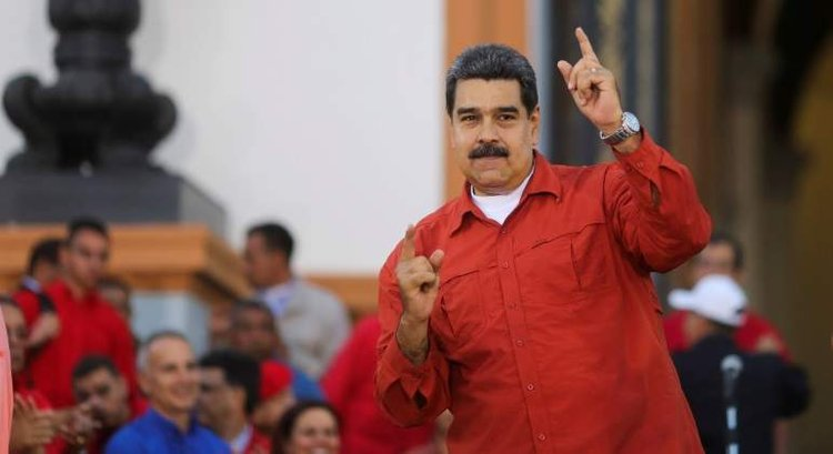 """Maduro anunció 2 de los """"puntos claves"""" para iniciar diálogo con la oposición - mayo 14, 2021 11:47 pm - NOTIGUARO - Nacionales"""