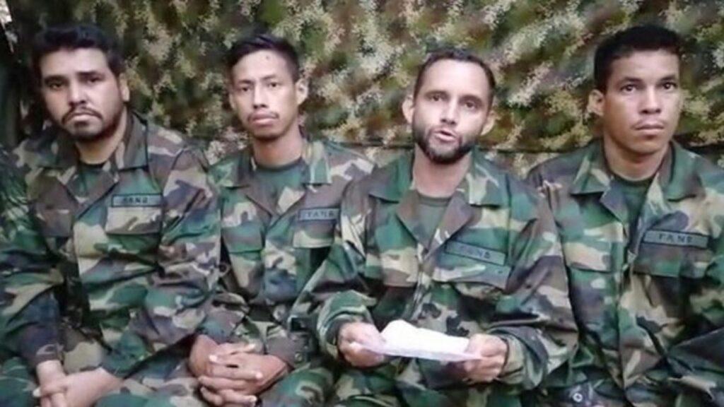 FundaRedes: Liberan a los ocho militares venezolanos secuestrados por los disidentes de las FARC - junio 1, 2021 12:02 am - NOTIGUARO - Nacionales