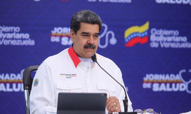 """Maduro: """"Si Guaidó quiere dialogar y si quiere recapacitar, será bienvenido"""" - mayo 11, 2021 10:14 pm - NOTIGUARO - Nacionales"""