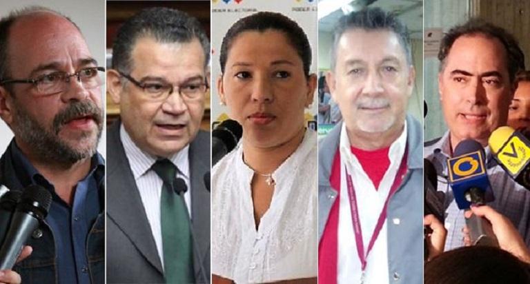 La Asamblea Nacional designó a los nuevos rectores del CNE - mayo 4, 2021 9:35 pm - NOTIGUARO - Nacionales