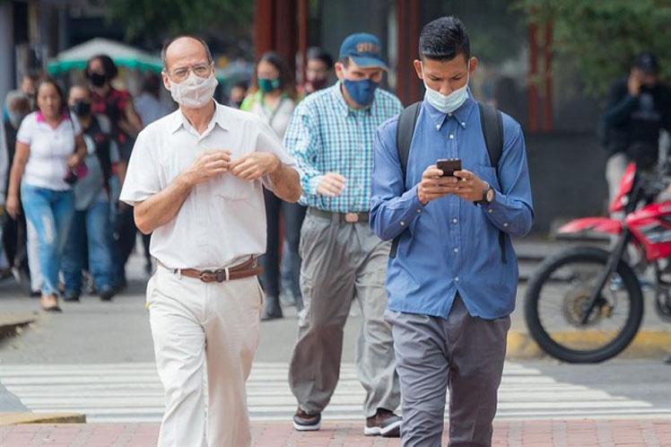 Venezuela: Cifra se elevó a 235.567 contagios, tras reportarse 1.402 nuevos positivos por COVID-19 - junio 1, 2021 11:08 pm - NOTIGUARO - Nacionales