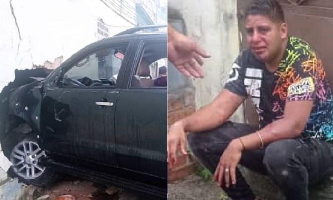 Detective activo del CICPC, hurtó una camioneta y arrolló a seis personas en Catia - junio 26, 2021 11:15 pm - NOTIGUARO - Nacionales