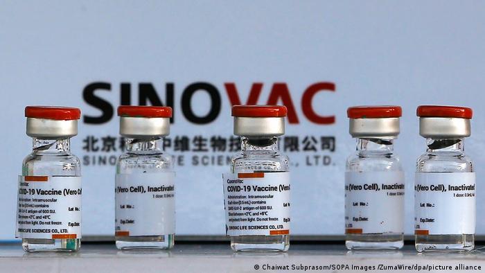 La OMS aprobó el uso de la vacuna china Sinovac contra el coronavirus - junio 2, 2021 11:14 am - NOTIGUARO - Internacionales