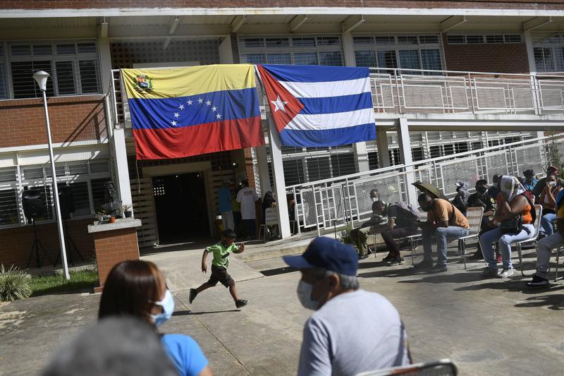 """En Venezuela: Gobierno empezó a aplicar la candidata a vacuna cubana """"Abdala"""" - junio 30, 2021 2:24 am - NOTIGUARO - Nacionales"""