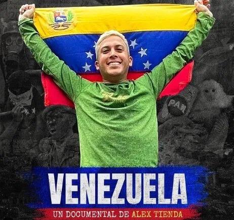 En detalle: Alex Tienda cuenta todo sobre su visita a Venezuela (+Vídeo) - junio 9, 2021 3:30 pm - NOTIGUARO - Entretenimiento