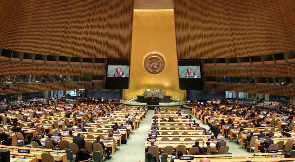 Asamblea General de la ONU emitió resolución contra bloqueo de EE.UU. sobre Cuba - junio 25, 2021 6:28 am - NOTIGUARO - Internacionales