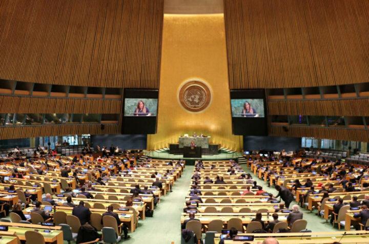 Asamblea General de la ONU emitió resolución contra bloqueo de EE.UU. sobre Cuba - junio 25, 2021 6:28 am - NOTIGUARO - Cuba
