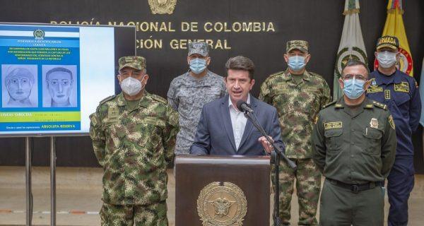 Colombia: Revelan el retrato hablado de 2 presuntos atacantes del helicóptero presidencial - junio 28, 2021 12:09 am - NOTIGUARO - Internacionales