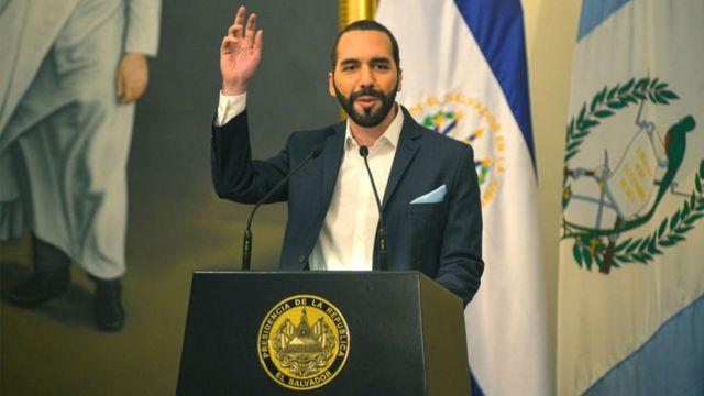 Bukele anunció planes para convertir El Salvador en el primer país en adoptar el bitcóin como moneda de curso legal - junio 6, 2021 9:00 am - NOTIGUARO - Internacionales