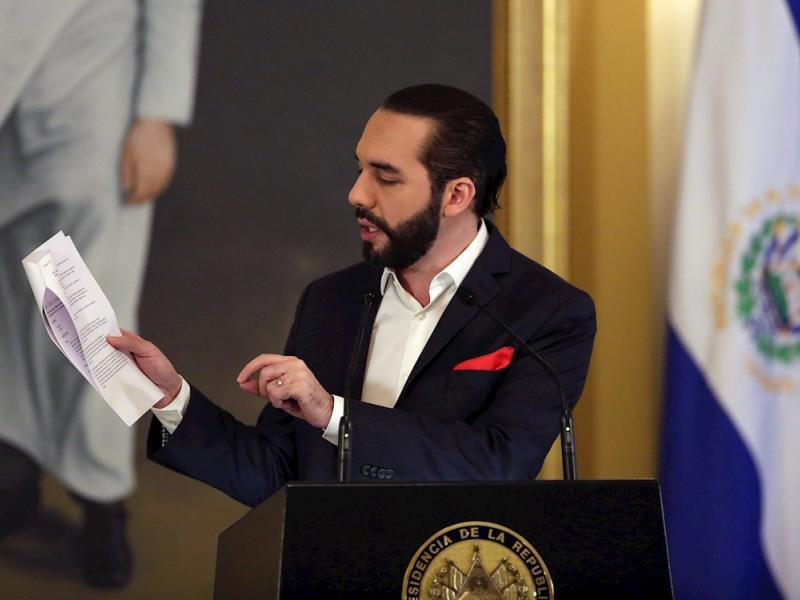 Bukele rompe el acuerdo anticorrupción entre El Salvador y la OEA (+video) - junio 5, 2021 10:14 am - NOTIGUARO - Internacionales