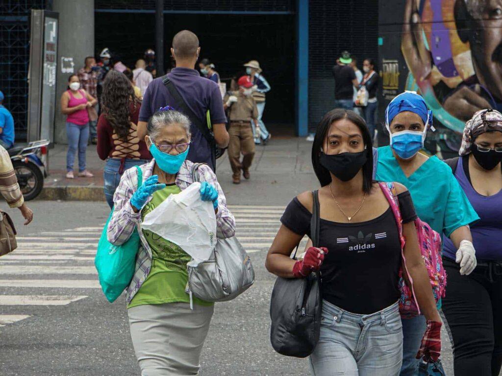 Venezuela llega a 234.165 contagios con 1.365 nuevos casos, más 17 decesos por Covid-19 - junio 1, 2021 9:00 am - NOTIGUARO - Nacionales